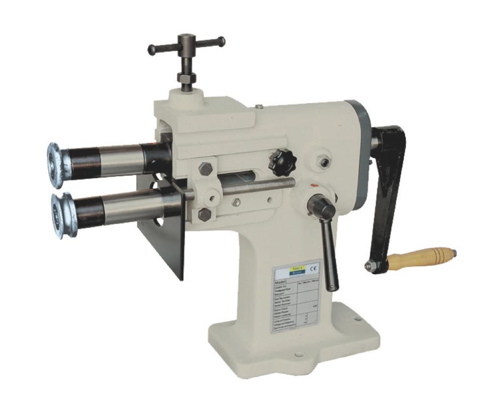 Epple Maschinen E-SM 12 E-Line ψαλίδι κατσαρώματος - κορδονιέρα
