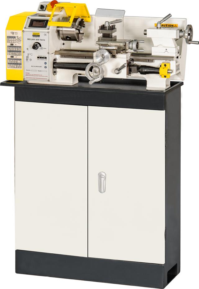 Epple Maschinen TU 1803 Vario-2461813 Ηλεκτ/κός τόρνος ακριβείας