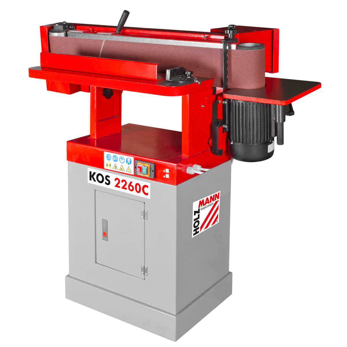 HOLZMANN Kantenschleifmaschine KS 2000 230V
