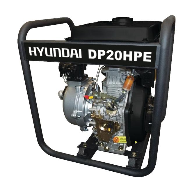 HYUNDAI DP20HPE-64207 Αντλία πετρελαίου 7hp ΜΙΖΑ - ΥΨΗΛΗΣ ΠΙΕΣΗΣ