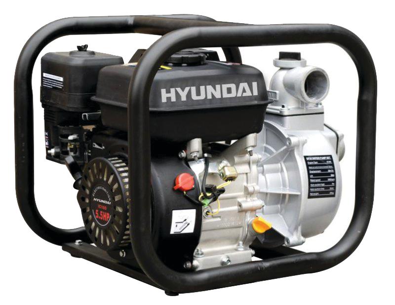 HYUNDAI GP30 - 64104 Αντλητικό βενζινοκίνητο 6.5hp - ΝΕΟ ΜΟΝΤΕΛΟ