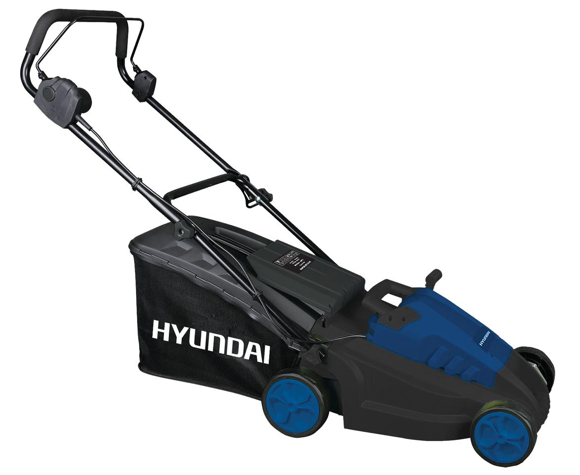HYUNDAI LM 1638 - 75021 Ηλεκτρικό χλοοκοπτικό 1600W