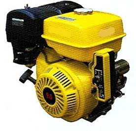 INTERPOWER 188FE V 13,0Hp Βενζινοκινητήρας OHV κώνος ΜΕ ΜΙΖΑ