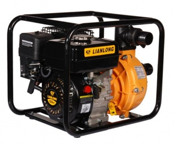 LIANLONG LLQD 50-100E - 137107 Αντλητικό υψηλής πίεσης με μίζα
