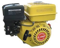 LIANLONG LL 168F1 - 137011 Κινητήρας βενζίνης 6.5hp με βόλτα