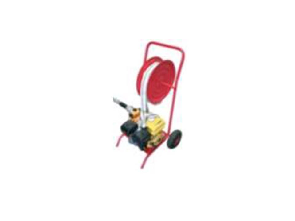 LIANLONG ''FIRE 50'' - 237200 Πυροσβεστικό τροχήλατο με ανέμη