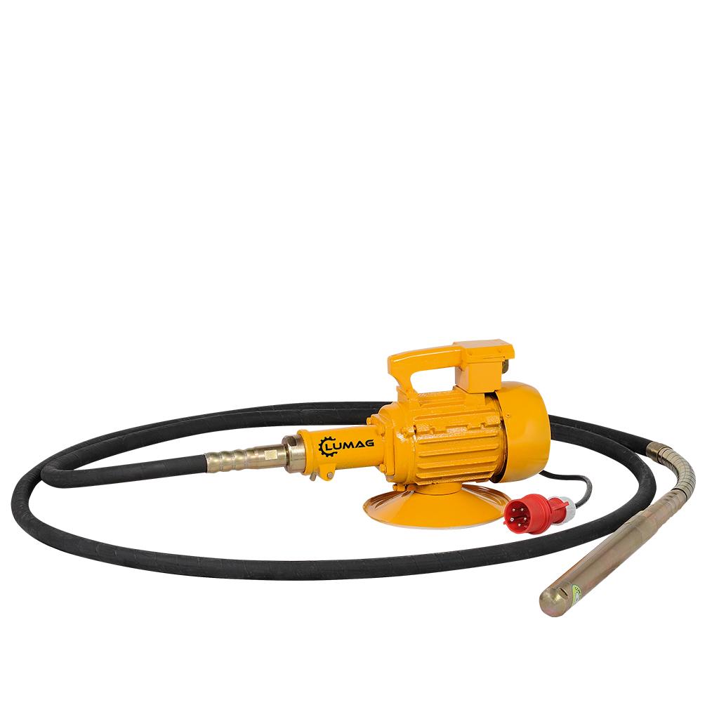 LUMAG LFR15E Hλεκτρικός δονητής σκυροδέματος