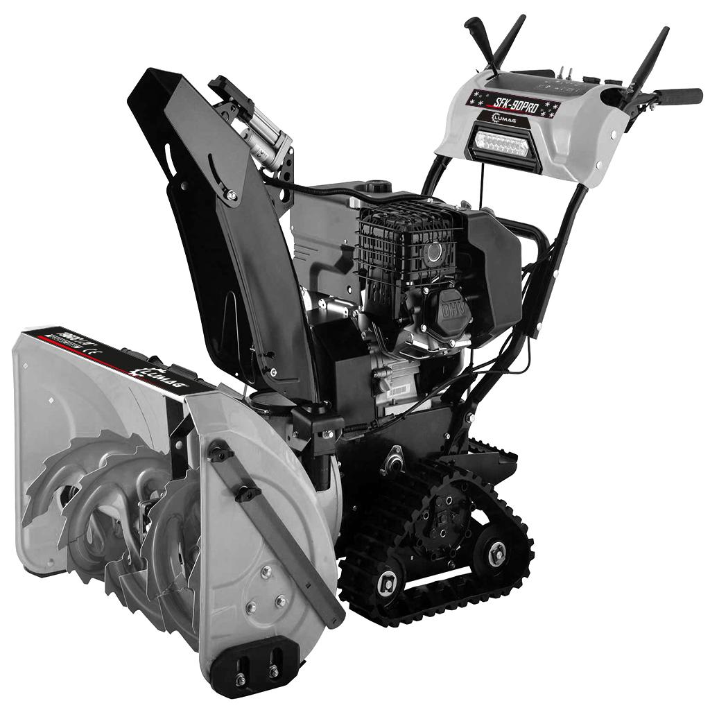 LUMAG SFK 90 PRO Εκχιονιστικό βενζινοκίνητο ερπυστριοφόρο 9.0 kW