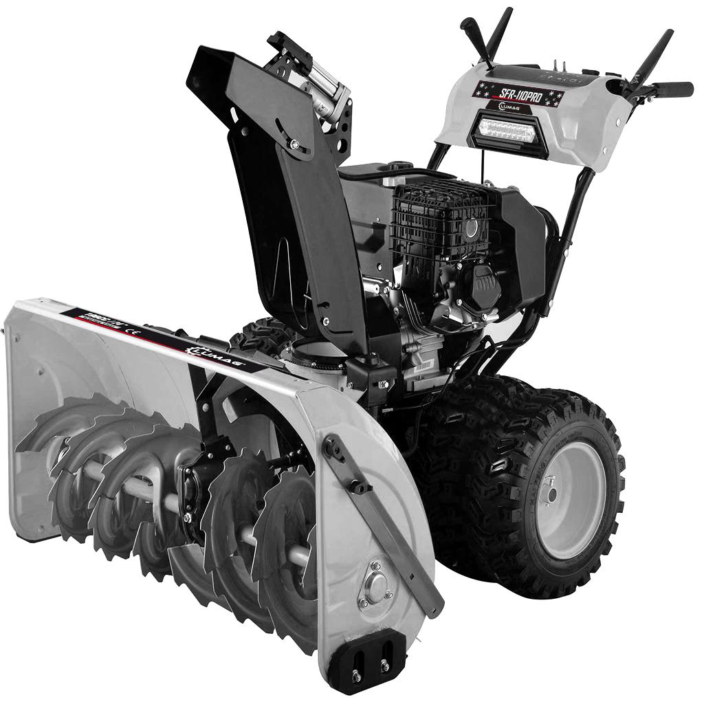 LUMAG SFR 110 PRO Εκχιονιστικό βενζινοκίνητο 9,0 kW