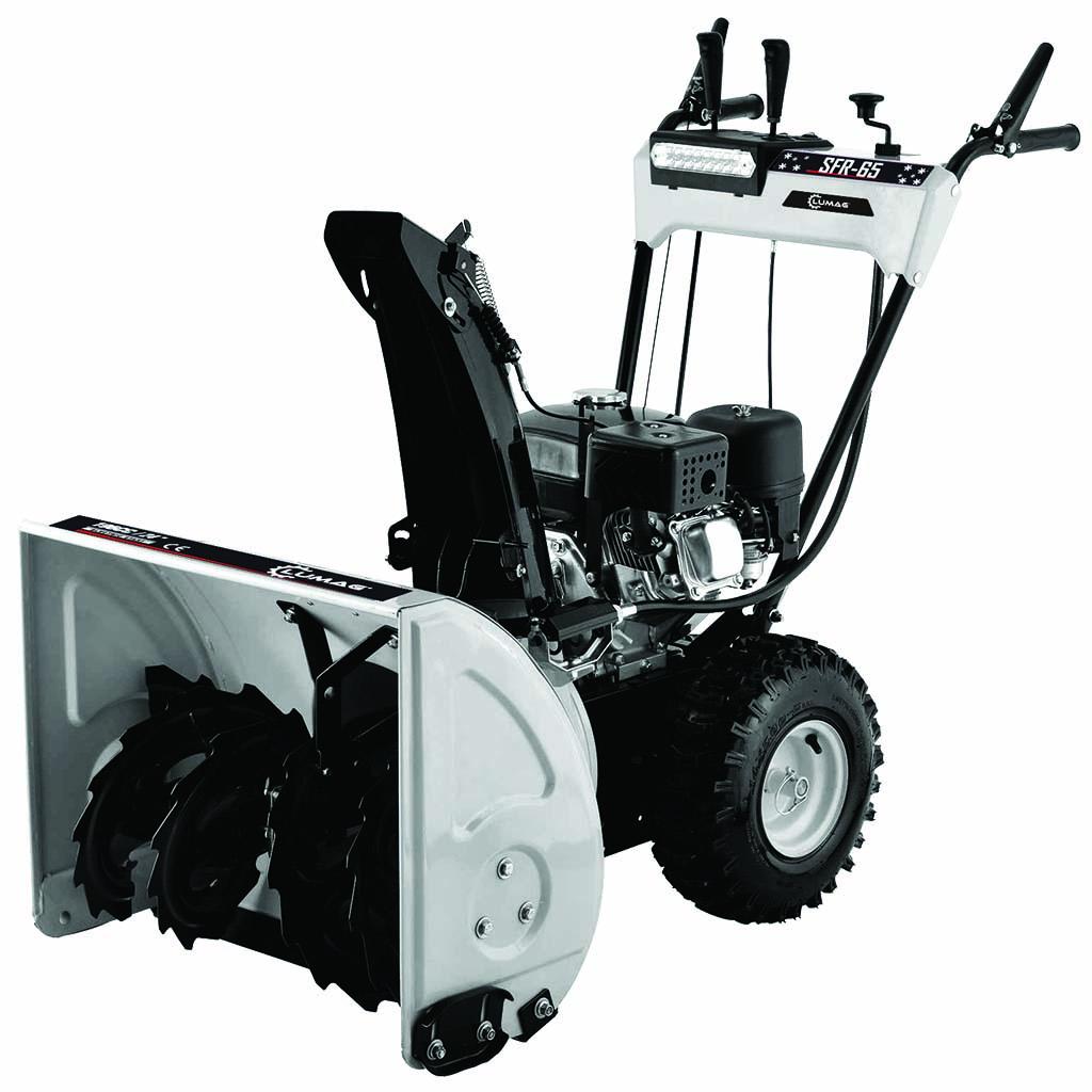 LUMAG SFR 65 Εκχιονιστικό βενζινοκίνητο 3.8 kW