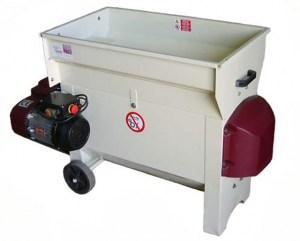 OMAC ZETA 30 - 142150 σπαστήρας με διαχ/στήρα 2,5Hp & αντλία