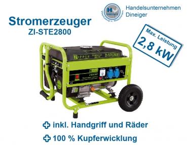 ZIPPER MASCHINEN ZI-STE2800 γεννήτρια βενζίνης 3,5KVA