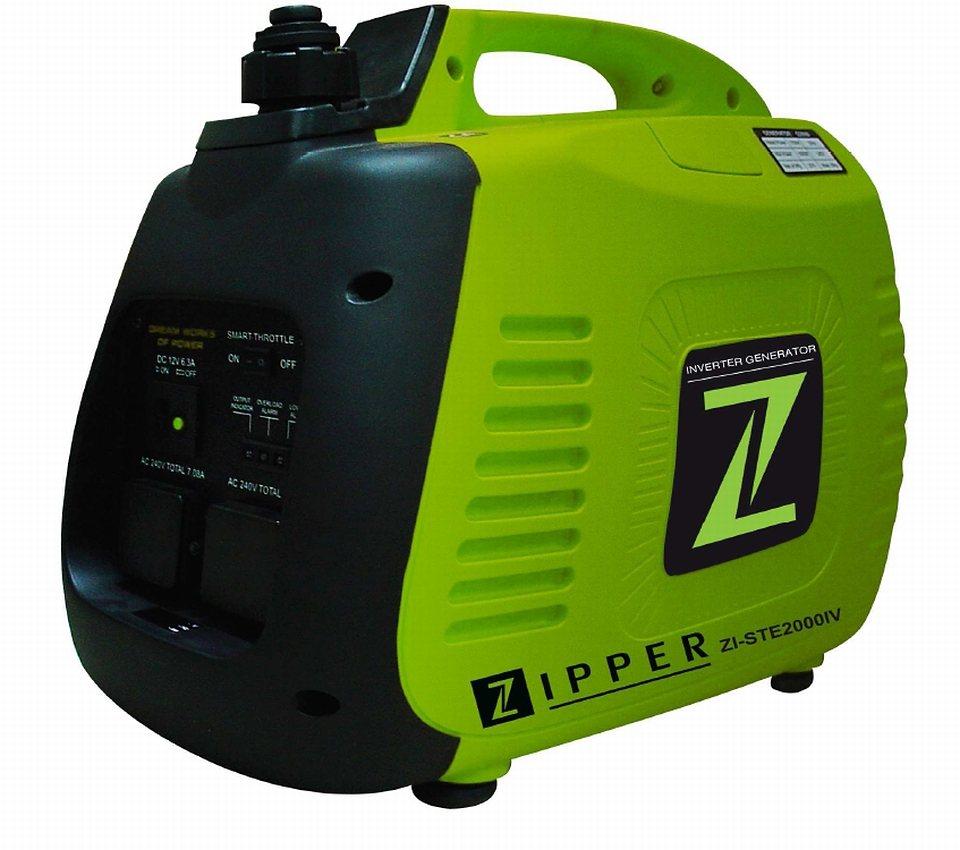 ZIPPER MASCHINEN ZI-STE2000IV γεννήτρια INVERTER 2kva