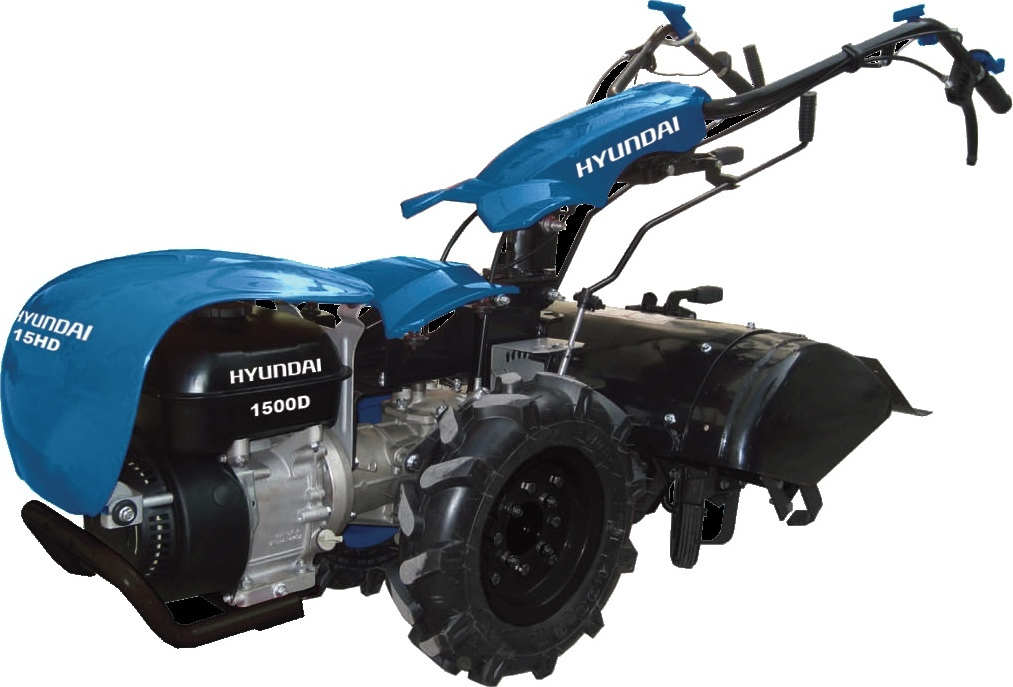 HYUNDAI 15HD - 85015 Σκαπτικό Πετρελαίου 7,0hp - ΝΕΟ ΜΟΝΤΕΛΟ